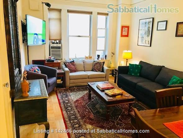 BEAUTIFUL, FURNISHED LARGE ONE BEDROOM, GREAT LOCATION NEAR COLUMBIA UNIVERSITY Home Rental in New York, New York, United States 1