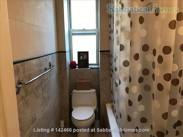 BEAUTIFUL, FURNISHED LARGE ONE BEDROOM, GREAT LOCATION NEAR COLUMBIA UNIVERSITY Home Rental in New York, New York, United States 4