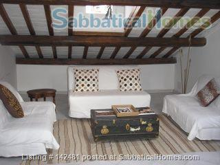 Apartment with great charm near the Coliseum  Home Rental in Rome, Lazio, Italy 1
