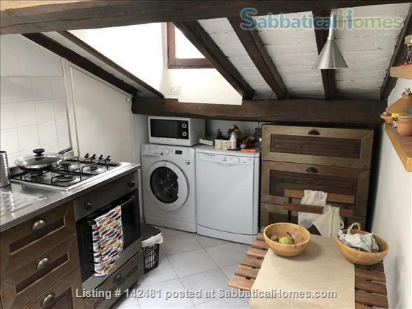 Apartment with great charm near the Coliseum  Home Rental in Rome, Lazio, Italy 5