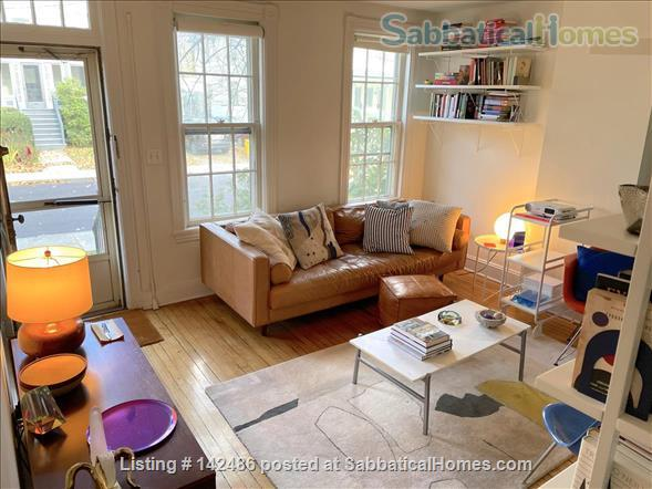 Furnished 2br apartment in the heart of Princeton (Summer sublet) Home Rental in Princeton, New Jersey, United States 2