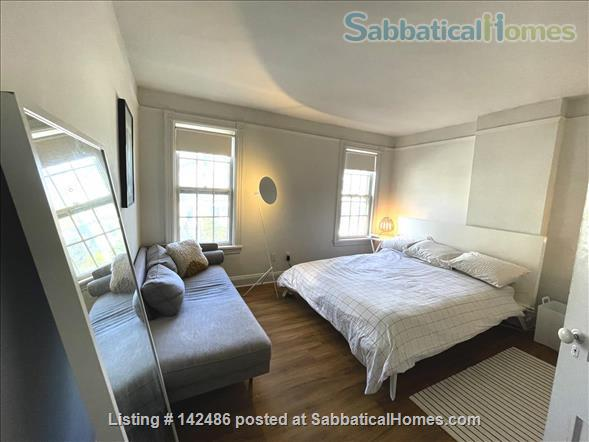 Furnished 2br apartment in the heart of Princeton (Summer sublet) Home Rental in Princeton, New Jersey, United States 4