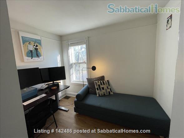 Furnished 2br apartment in the heart of Princeton (Summer sublet) Home Rental in Princeton, New Jersey, United States 5