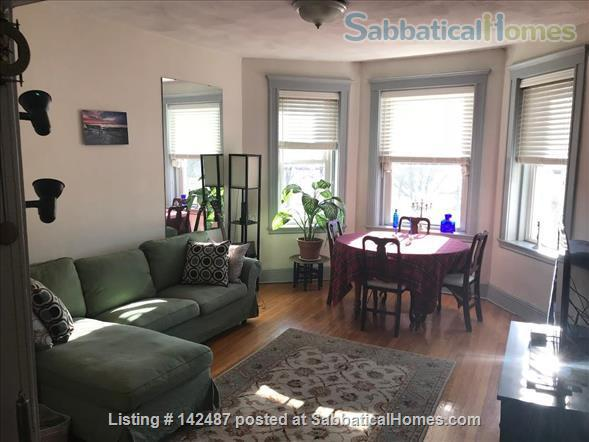 Park view, Fenway neighborhood, sunny 2d floor one bedroom.  Home Rental in Boston, Massachusetts, United States 0
