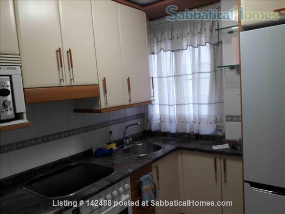 Quiet, sunny flat in a perfect location to enjoy Salamanca Home Rental in Salamanca, CL, Spain 0