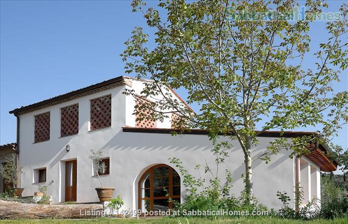 Bright barn in the hills just beyond Florence Home Rental in Bagno a Ripoli, Toscana, Italy 1