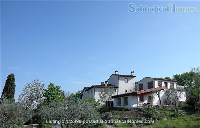 Bright barn in the hills just beyond Florence Home Rental in Bagno a Ripoli, Toscana, Italy 0