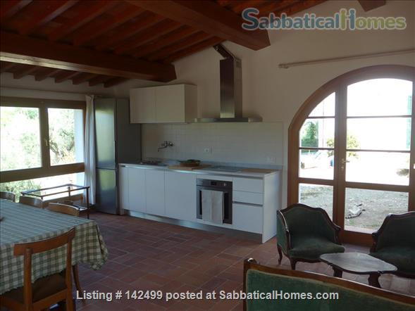 Bright barn in the hills just beyond Florence Home Rental in Bagno a Ripoli, Toscana, Italy 3