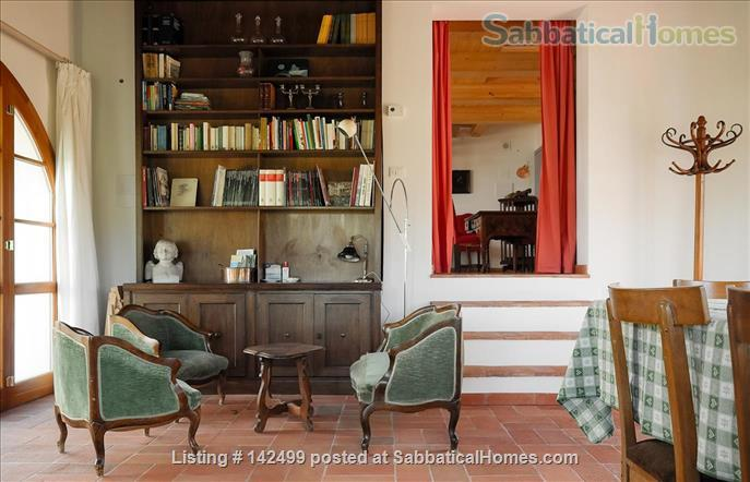 Bright barn in the hills just beyond Florence Home Rental in Bagno a Ripoli, Toscana, Italy 4