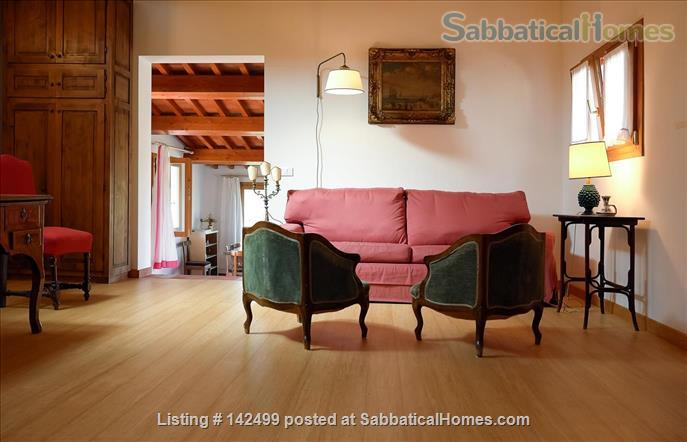 Bright barn in the hills just beyond Florence Home Rental in Bagno a Ripoli, Toscana, Italy 5