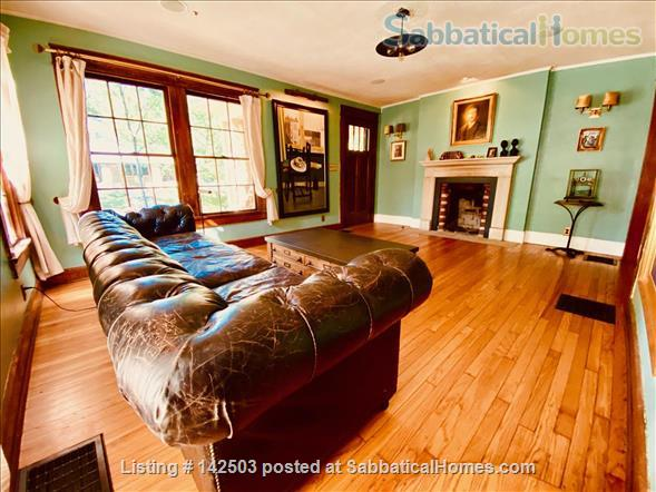 First St House Home Rental in Bloomington, Indiana, United States 0