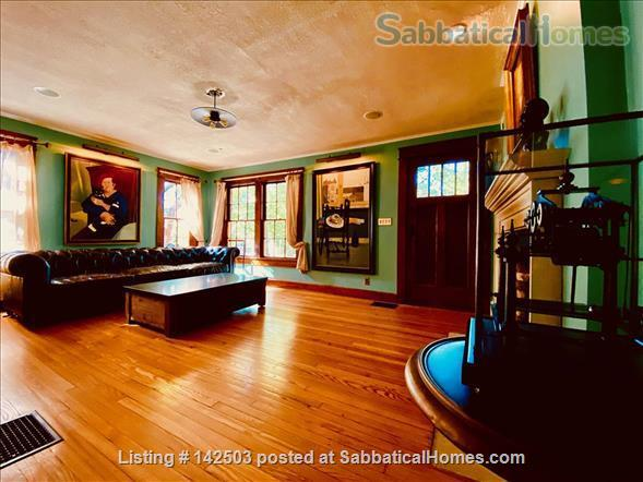 First St House Home Rental in Bloomington, Indiana, United States 2
