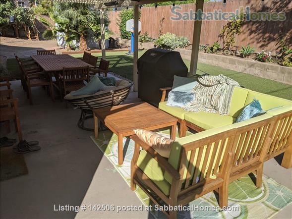 Beautfiul home for rent near Foothill Elementary neighborhood and close to UCSB Home Rental in Santa Barbara, California, United States 1