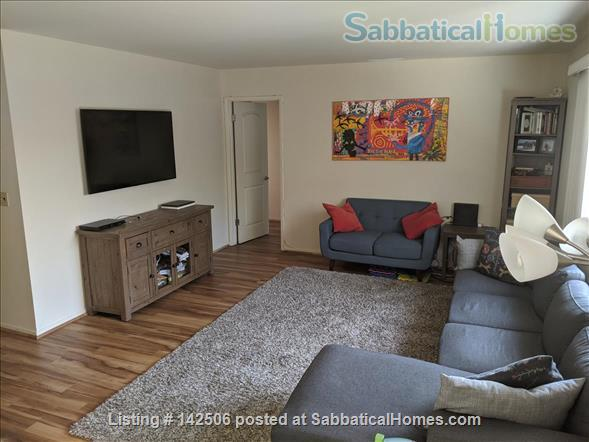 Beautfiul home for rent near Foothill Elementary neighborhood and close to UCSB Home Rental in Santa Barbara, California, United States 0