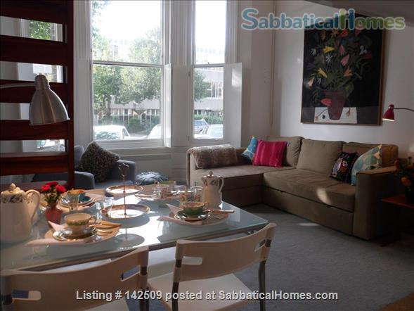 Sweet Seaside Studio Home Rental in Hove, England, United Kingdom 0