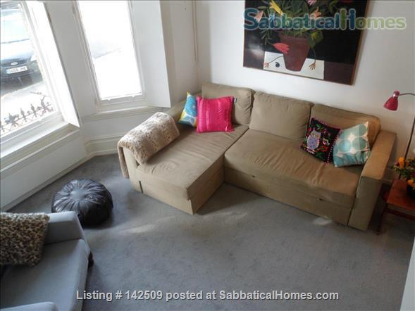 Sweet Seaside Studio Home Rental in Hove, England, United Kingdom 2