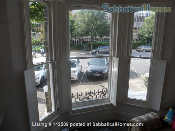 Sweet Seaside Studio Home Rental in Hove, England, United Kingdom 3