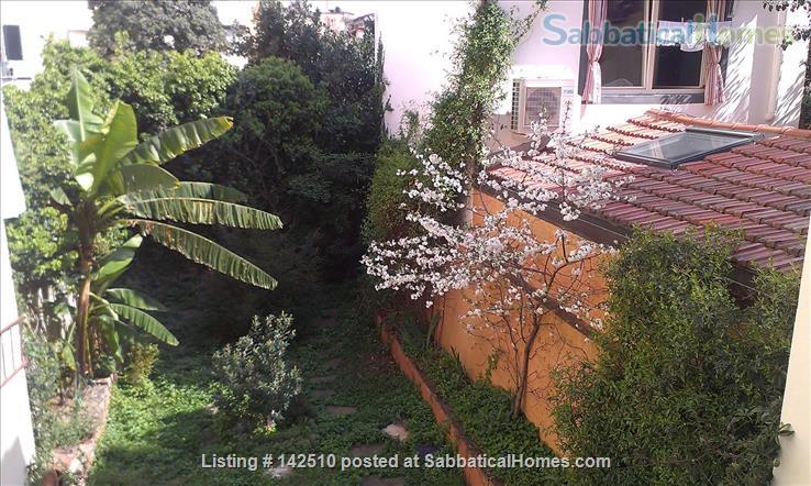 Quiet luminous balcony Apartment Home Rental in Florence 0