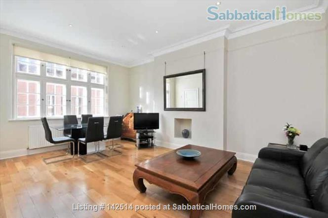 Superb One Bedroom Apartment for rent in High Street Kensington  Home Rental in Kensington, England, United Kingdom 1