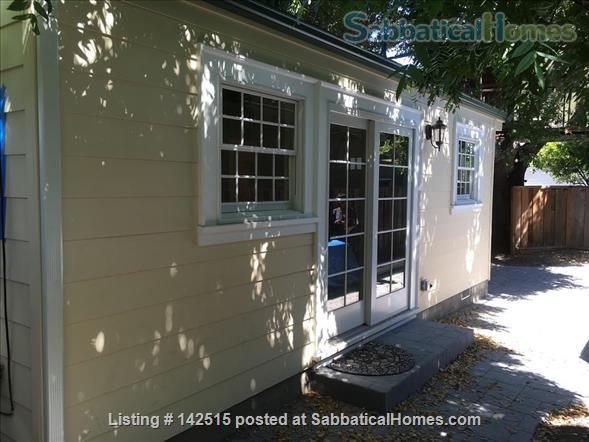 Downtown Sunnyvale Cottage for Stanford Affiliates Home Rental in Sunnyvale, California, United States 0
