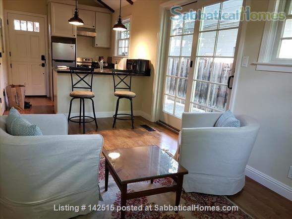 Downtown Sunnyvale Cottage for Stanford Affiliates Home Rental in Sunnyvale, California, United States 1