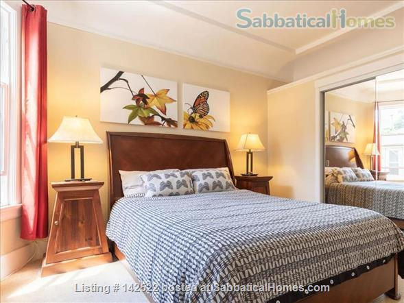 3BR 2 BA light-filled house in safe residential neighborhood  Home Rental in San Francisco, California, United States 0