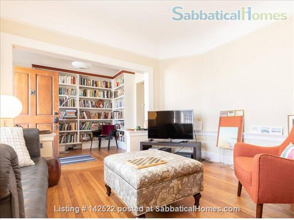 3BR 2 BA light-filled house in safe residential neighborhood  Home Rental in San Francisco, California, United States 2