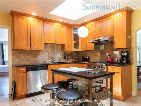 3BR 2 BA light-filled house in safe residential neighborhood  Home Rental in San Francisco, California, United States 3