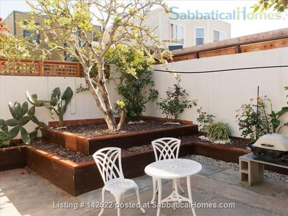 3BR 2 BA light-filled house in safe residential neighborhood  Home Rental in San Francisco, California, United States 5