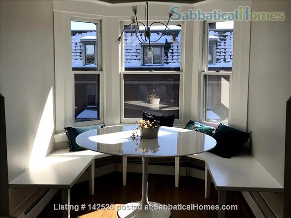 Beautiful and comfortable 2BR in Boston South End - Dec-March ($3,200) Home Rental in Boston, Massachusetts, United States 0