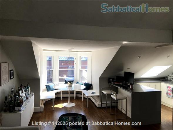 Beautiful and comfortable 2BR in Boston South End - Dec-March ($3,200) Home Rental in Boston, Massachusetts, United States 2