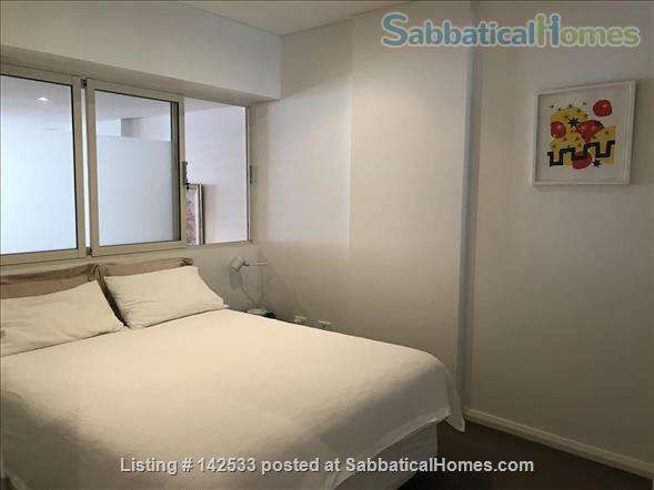 Comfortable, compact 2-bedroom apartment 400m from the University of Sydney  Home Rental in Forest Lodge, New South Wales, Australia 9