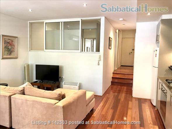 Comfortable, compact 2-bedroom apartment 400m from the University of Sydney  Home Rental in Forest Lodge, New South Wales, Australia 0