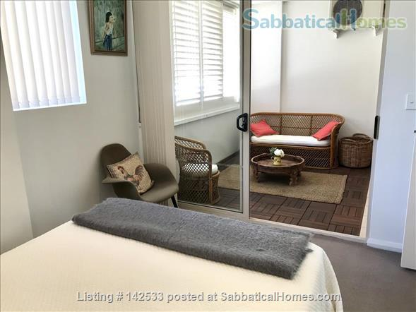 Comfortable, compact 2-bedroom apartment 400m from the University of Sydney  Home Rental in Forest Lodge, New South Wales, Australia 8