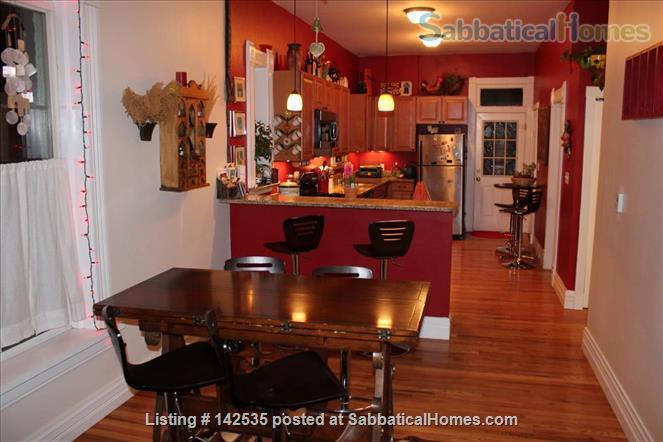 Gorgeous Victorian in Walkable Baker District Home Rental in Denver, Colorado, United States 2