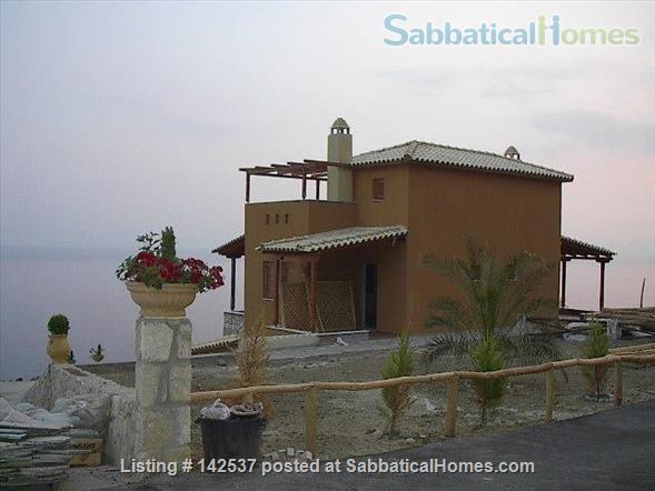 Breathtaking sea and Mt Olympus views/Greece/garden/hot springs/spa/swimming/rock climbing/hiking/ Home Rental in Halkidiki, , Greece 1