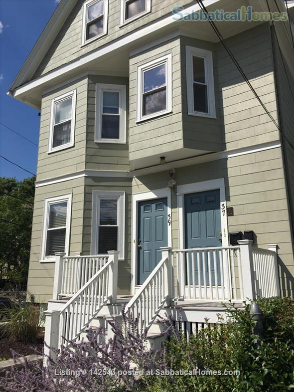 Sunny,  spacious one BR walk to Davis Square and subway Home Rental in Somerville, Massachusetts, United States 7