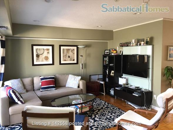 listing image for Contemporary two stories Condo (2BR + 2 BATH), fully furnished in the Fresh Pond Area. 1 mile from Harvard Sq. Utilities included with backyard, BBQ and indoors heated pool.