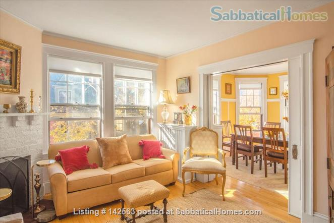Luxury 3 beds/2baths apartment steps from Porter & Harvard sq! Home Rental in Cambridge, Massachusetts, United States 1