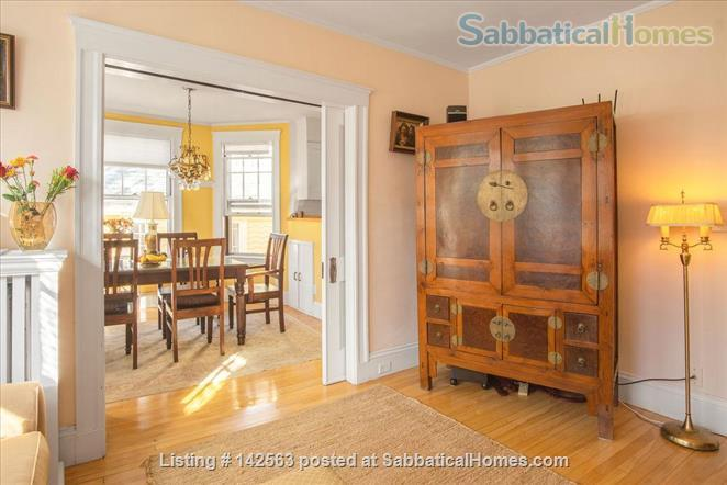 Luxury 3 beds/2baths apartment steps from Porter & Harvard sq! Home Rental in Cambridge, Massachusetts, United States 0