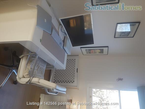 Bright 1 bedroom Victorian flat! Home Rental in Mildmay Ward, England, United Kingdom 9