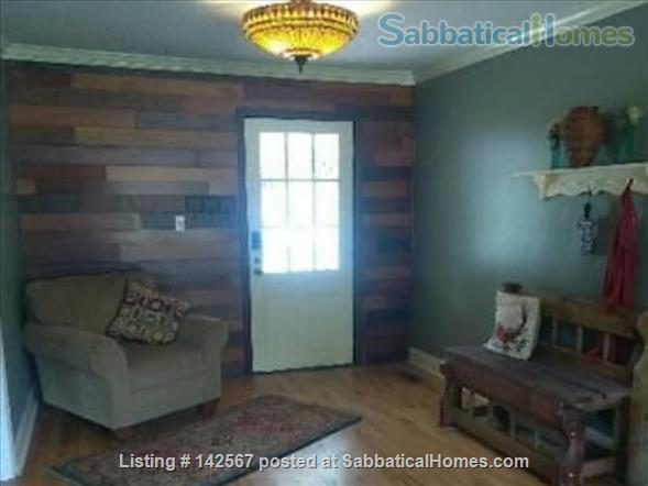 Small-Town Chic Home Rental in Childersburg, Alabama, United States 5
