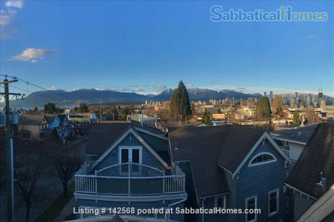 Great Townhouse Available in Kits Starting May or June of 2021 Home Rental in Vancouver, British Columbia, Canada 1