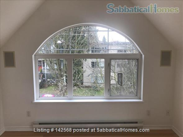 Great Townhouse Available in Kits Starting May or June of 2021 Home Rental in Vancouver, British Columbia, Canada 0