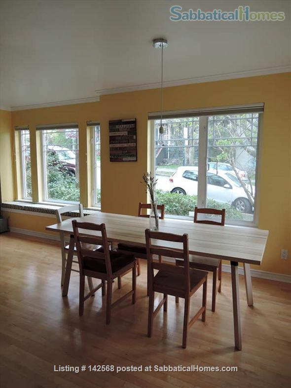 Great Townhouse Available in Kits Starting May or June of 2021 Home Rental in Vancouver, British Columbia, Canada 7