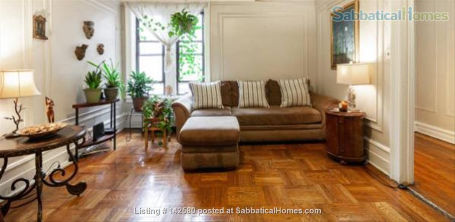 Sun-filled furnished spacious 2BR/1Bath Prospect Lefferts Gardens, Brooklyn Home Rental in Flatbush, New York, United States 4