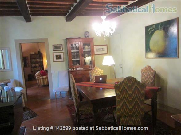 The Heart of Tuscany Home Exchange in Arezzo, Toscana, Italy 3