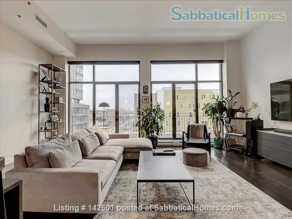 Beautiful Montreal Loft Home Rental in Montreal, Quebec, Canada 9