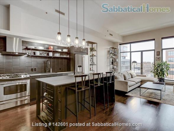Beautiful Montreal Loft Home Rental in Montreal, Quebec, Canada 1