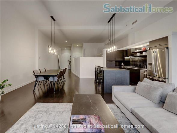 Beautiful Montreal Loft Home Rental in Montreal, Quebec, Canada 0